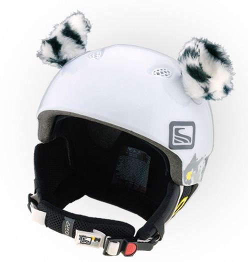 Revos Crazy Uši - Tiger biely