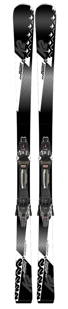 K2 Super Charger + MXCell 12 TCX D - testovacie lyže