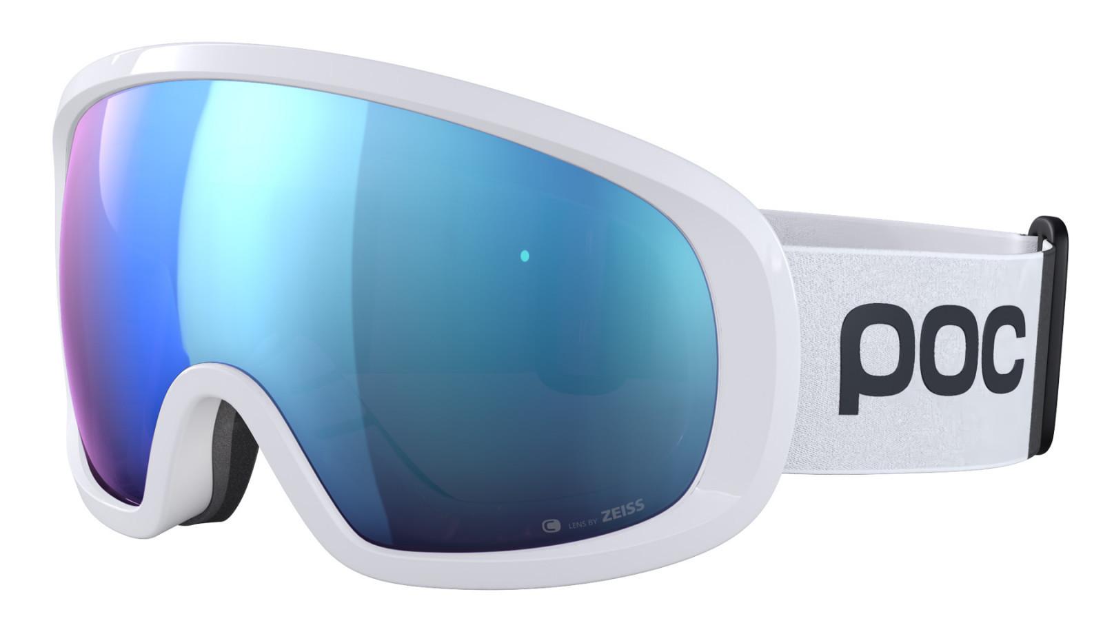POC Fovea Mid Clarity Comp - biela