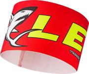 Leki Race Shark Head Band - červená