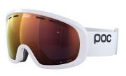 POC Fovea Mid Clarity - biela