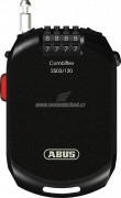Abus lankový zámok COMBIFLEX 2503/120 C / SB