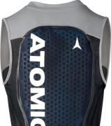 Atomic Live Shield Vest Amid M - šedá / čierna