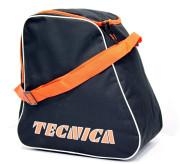 Tecnica Skiboot Bag - čierna / oranžová