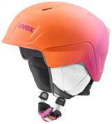 Uvex Manic Pro - ružová / oranžová mat