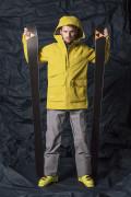 Halti Kiinto - žltá