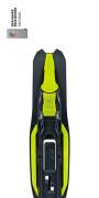 Fischer Race Jr Classic IFP - čierna / žltá