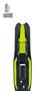 Fischer Race Jr Skate IFP - čierna / žltá