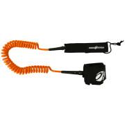 Aqua Design leash krútená - oranžová