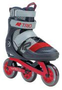 K2 Trio 100 - sivá / červená