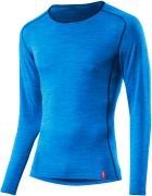 Löffler Tričko Transtex Merino - modrá