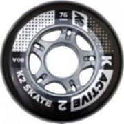 K2 Active Wheel 76mm 4ks