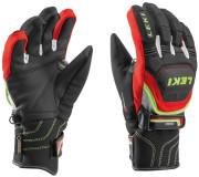 Leki Worldcup Race Coach Flex S GTX Junior - červená