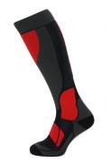 Blizzard Compress 120 - čierna / červená