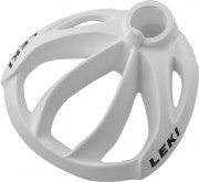 Leki Contour Basket 75mm - biela