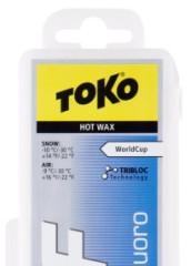 TOKO HF Hot Wax NEW - modrý 120g