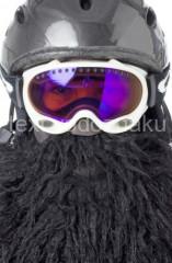 Beardski lyžiarska maska PIRATE