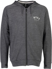 Mons Royale Covert Lite Hoody - smoke