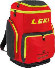 Leki Skiboot Bag WCR 85L - červená