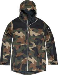 Armada Bergs Insulated Jacket Camo