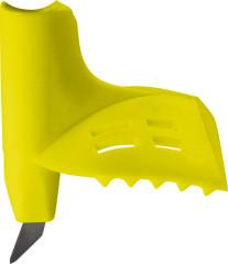 Leki XC Racing Basket Lite 9mm - žltá