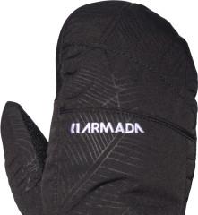 Armada Capital Mitt - Black banana leaf