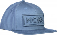 Mons Royale Connor Cap - denim
