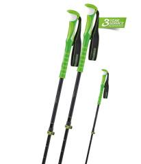 Komperdell Carbon C7 Ascent - zelená
