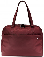 PacSafe Citysafe CX Slim Briefcase - merlot