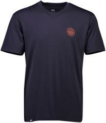 Mons Royale merino tričko Icon T-Shirt - tmavo modrá