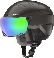 Atomic SAVOR GT AMID Visor HD - čierna