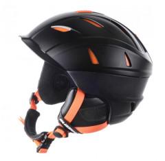 Blizzard Power Ski Helmet - čierna / oranžová