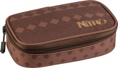 Nitro Pencil Case XL - hnedá