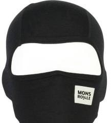 Mons Royale B3 Balaclava - čierna