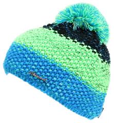 Blizzard Tricolor - čierna / zelená / modrá