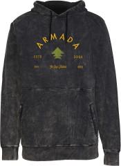 Armada Multiply Hoodie - Black enzyme
