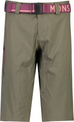 Mons Royale Virage Shorts - olive