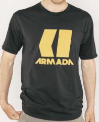 Armada Icon Tee - black