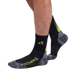 Fischer Short - čierna / žltá