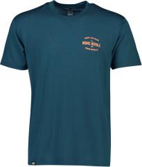 Mons Royale merino tričko Icon T-Shirt - modrá