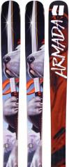 Armada BDOG LTD L - obe lyže majú rovnaký dizajn!