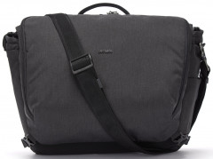 "PacSafe INTASAFE X 13 ""LAPTOP MESSENGER - black"