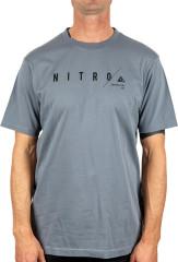 Nitro Bro Tee - stone grey