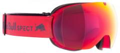 RED BULL SPECT magnetrónu-ACE-007 HIGH CONTRAST - matt red