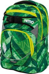 Nitro Superhero - zelená