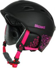 Blizzard Viva Demon Ski Helmet - čierna / ružová