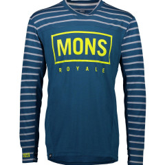 Mons Royale Redwood Enduro VLS - modrá