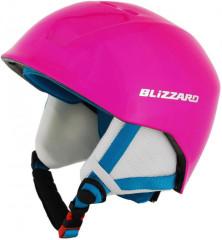 Blizzard Signal Ski Helmet Junior - ružová