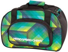 Nitro Duffle Bag XS - zelená
