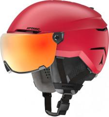 Atomic SAVOR AMID Visor HD - červená